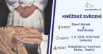 Pozvánka: Kněžské svěcení jáhnů Pavla Hynka a Petra Krohe, Starokatolická katedrála sv. Vavřince v Praze na Petříně, 1. 9. 2018.