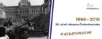50. výročí okupace Československa. #nezapomeneme #srpen1968 #dubcek #okupace