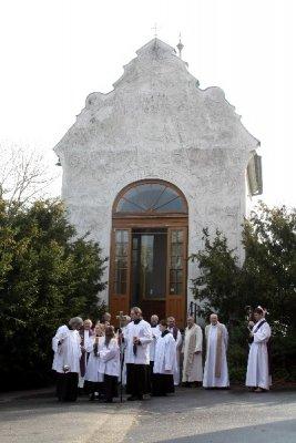 Intronizace biskupa Pavla Benedikta Stránského
