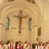 40. výročí  kněžského svěcení biskupa Dušana Hejbala a požehnání novému misálu