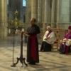 Biskup kázal v katedrále sv. Víta