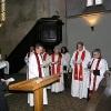 Farnost anglicky hovořících - ustanovení nového faráře 2008