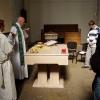 Farnost Brno - bohoslužba v červeném kostele 2005