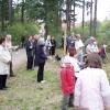 Farnost Brno - ekumenická pouť ke kapličce Mitrovských v Horákově 14. září 2008