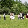 Farnost Brno - svatba 2. června 2005 - Hanka a Petr