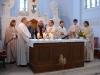 Farnost Jablonec - 100 let vysvěcení kostela 2005