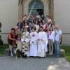 Farnost Jablonec - návštěva z Neugablonz v květnu 2011