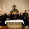 Farnost Praha - bohoslužba pro členy řádu Sv. Lazara Jeruzalémského