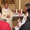 Farnost Praha - Hod Boží velikonoční 2009 se křtem