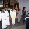 Farnost Tábor - adventní biskupská vizitace 2005