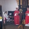Farnost Tábor - biskupská vizitace 2006 se svátostmi křtu a biřmování