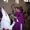 Farnost Tábor - biskupská vizitace s mikulášem 2007