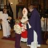 Farnost Tábor - biskupská vizitace s mikulášem 2009