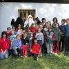 Farnost Tábor - dětský tábor ve Chlumu u Třeboně 2004