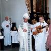Farnost tábor - Farní pouť s biskupskou vizitací 2001
