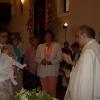 Farnost Tábor - křest 12. srpna 2007
