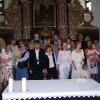 Farnost Tábor - křest a biřmování 20. srpna 2006
