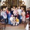 Farnost Tábor - křest Jakuba Jana 4. září 2005