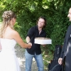 Farnost Tábor - svatba s Richardem Krajčem 2005