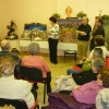 Farnost Tábor - vernisáž výstavy betlémů 2009