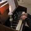 Farnost Zlín - biskupská vizitace a žehnání novému harmoniu 2012