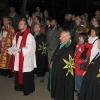 Katedrální chrám sv. Vavřince - ekumenická křížová cesta 2009