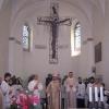 Katedrální chrám sv. Vavřince - jáhenské svěcení Petra Jana Vinše