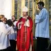 Katedrální chrám sv. Vavřince - Květná neděle 2005