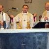 Katedrální chrám sv. Vavřince - Missa chrismatis 2005