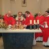 Katedrální chrám sv. Vavřince - svěcení kněží a jáhenky 2003