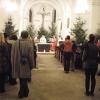 Katedrální chrám sv. Vavřince - Vánoce 2008