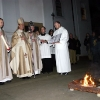 Katedrální chrám sv. Vavřince - Velikonoční vigilie 2007