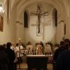 Katedrální chrám sv. Vavřince - Velikonoční vigilie 2010