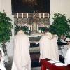 Katedrální chrám sv. Vavřince - Zelený čtvrtek 2005