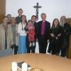 Návštěva utrechtského arcibiskupa Jorise Vercammena v českých farnostech 2007