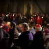 Novoroční ekumenická bohoslužba ve znamení Taize 2015