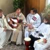 Oslavy 100. výročí posvěcení kostela sv. Ducha v Břidličné 2011