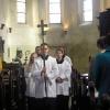 Společná bohoslužba s Anglikánskou církví u sv. Klimenta v Praze