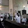 Společná bohoslužba s anglikány u sv. Klimenta 2009