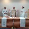Starokatolíci v Bratislavě - biskupská návštěva 2016